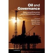 "Cambridge University Press ""Oil and Governance"" Hardcover Book"