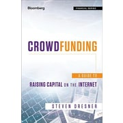 "John Wiley & Sons ""Crowdfunding: A Guide to Raising Capital on the Internet"" Hardcover Book"