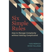 "Harvard Business Publishing ""Six Simple Rules"" Book"