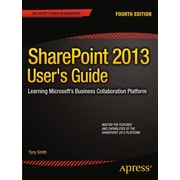 "Apress® ""SharePoint 2013 User's Guide"" Book"