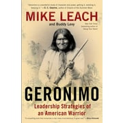 "Gallery Books ""Geronimo"" Book"