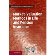 """Cambridge University Press """"Market-Valuation Methods in Life and Pension Insurance"""" Hardcover Book"""