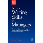"""Kogan Page """"Executive Writing Skills for Managers"""" Book"""