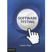 "Cambridge University Press ""Software Testing"" Book"