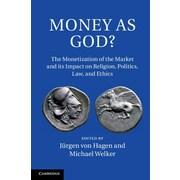 "Cambridge University Press ""Money as God?"" Hardcover Book"