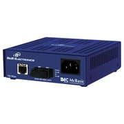 B&B McBasic UTP to Fiber Media Converter