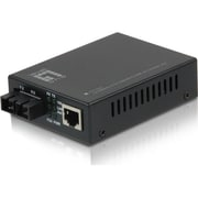 LevelOne® 10/100Base-TX to 100Base-FX MMF SC 2Km Mini Media Converter