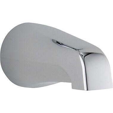 Delta Single Handle Wall Mount Roman Tub Faucet; Chrome