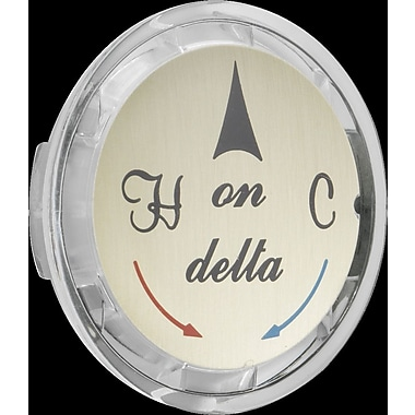 Delta Replacement Clear Button for Single Handle Knob