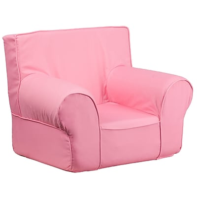 Flash Furniture Wood Sofas, Light Pink (DGCHKIDSOLIDPK)
