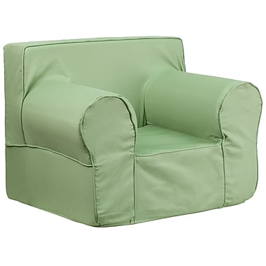 Flash Furniture Wood Sofas, Green (DGLGCHKIDSLDGN)