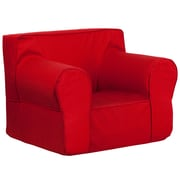 Flash Furniture Wood Sofas, Red (DGLGCHKIDSLDRD)