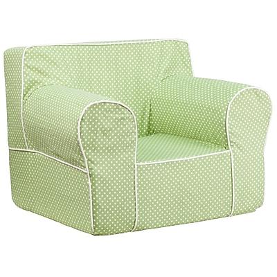 Flash Furniture Wood Sofas, Green (DGLGCHKIDDTGN)