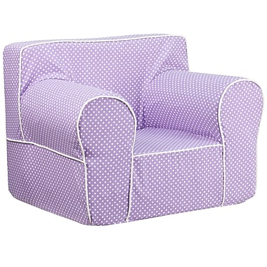 Flash Furniture Wood Sofas, Lavender (DGLGCHKIDDTPR)