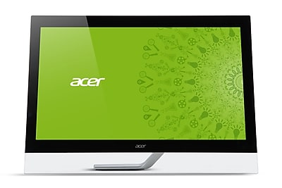 """Acer® T232HL T Series 23"""" Full HD Widescreen LCD Touchscreen Monitor With Built-In Speakers"""