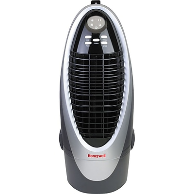 Honeywell Silver/ Grey CS10XE 21 Pt. Indoor Evaporative Air Cooler with Remote Control 17747614