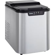 Danby® DIM2500 2 lbs. Portable 1 Cube Sizes Ice Maker, Black/Stainless Steel
