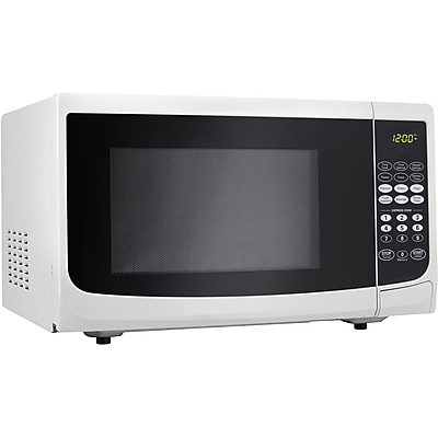 Danby® 1.1 cu.ft. 1000 W Countertop Microwave Oven, White