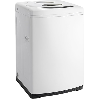 Danby® DWM17WDB Portable Top Load Washing Machine, White