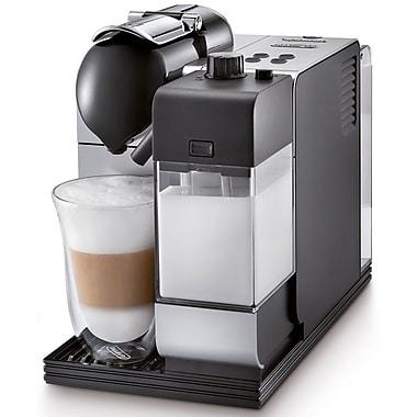 Delonghi® Nespresso® Lattissima+ EN520 Capsule Espresso/Cappuccino Machine, Silver