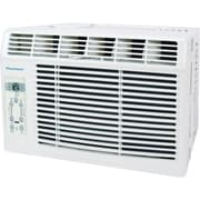 Keystone® KSTAW05B Energy Star 5000 BTU Window-Mounted Air Conditioner With Remote Control, White