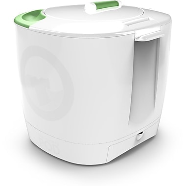 Storebound® LP001 The Laundry POD Non-Electrical Compact Portable Washer, White