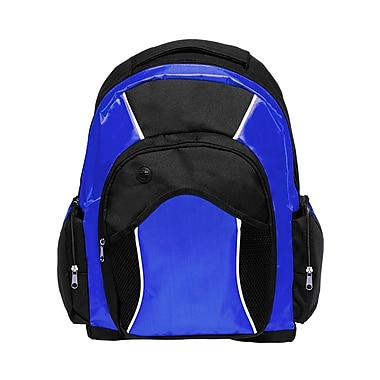 Natico Originals Sports and Travel Backpack, Blue