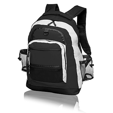 Natico Originals Sports and Travel Multi Pocket Backpack