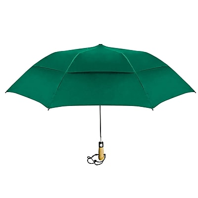 Natico Originals Vented Little Giant Auto Open Umbrella, Hunter Green