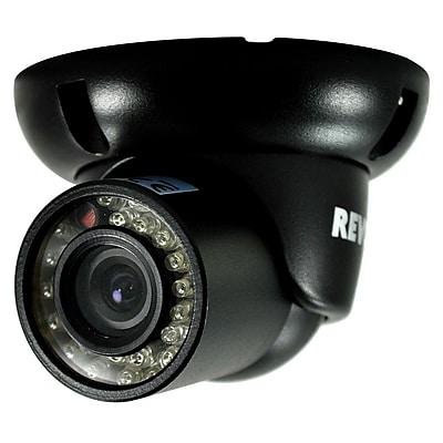 REVO™ RCTS30-3BNC 700 TVL Indoor/Outdoor Mini Turret Surveillance Camera With 100' Night Vision
