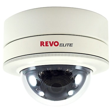 REVO™ REVDM700-2 Elite 700 TVL Indoor/Outdoor Mini Vandal Proof Dome Surveillance Camera