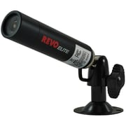 REVO RECLP36-1BNC Wired Surveillance Camera with Day/Night Vision, Black