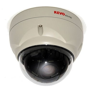 REVO™ REVDPTZ22-3 Elite 700 TVL Indoor/Outdoor PTZ Dome Surveillance Camera