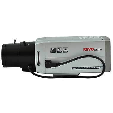 REVO™ REXN700-2 Elite 700 TVL Indoor Commercial Grade Box Surveillance Camera