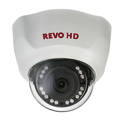 REVO™ RCHD24-1 1080p HD Direct IP Indoor Dome Surveillance Camera