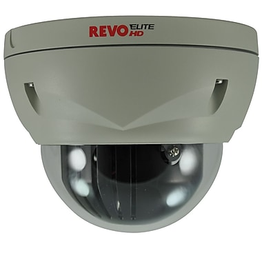 REVO™ REHVD0309-1 Elite 1080p HD IP Indoor/Outdoor Dome Surveillance Camera