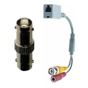 REVO™ RJ12 To BNC Adapter Coupler With BNC Female To Female Barrel Connector