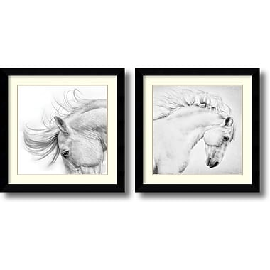 Amanti Art Flair & Attitude Framed Art by Phyllis Bruchett, 2/Pack (DSW1004308)