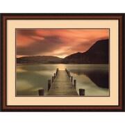 "Amanti Art ""Ullswater, Glenridding, Cumbria"" Framed Art by Mel Allen"