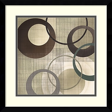 Amanti Art Hoops n Loops II Framed Art by Tandi Venter (DSW419136)
