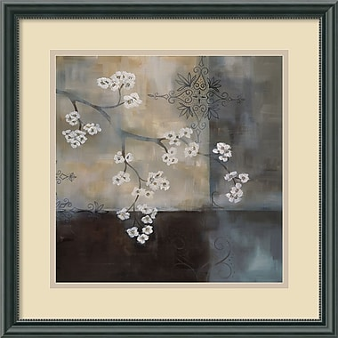 Amanti Art Spa Blossom II Framed Art by Laurie Maitland (DSW420387)