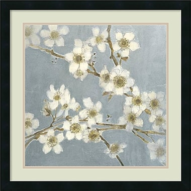 Amanti Art Silver Blossoms I Framed Art by Elise Remender (DSW426314)