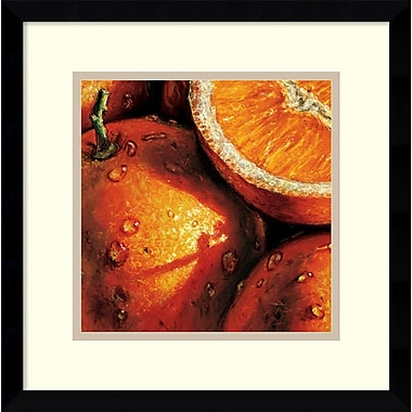 Amanti Art Oranges Framed Art by AlmaCh (DSW979702)