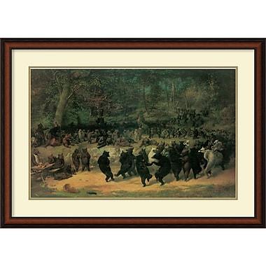 Amanti Art The Bear Dance Framed Art by William Beard (DSW981358)