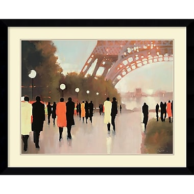 Amanti Art Paris Remembered Framed Art by Lorraine Christie (DSW981548)