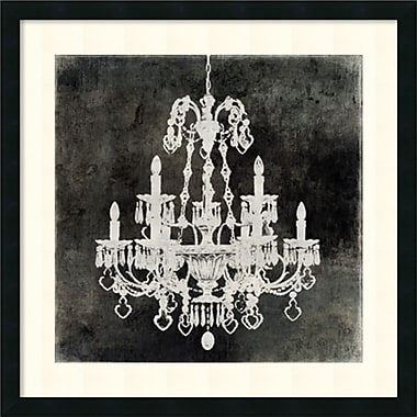 Amanti Art Chandelier II Framed Art by Oliver Jeffries (DSW981630)