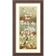 "Amanti Art ""Blossom Canopy I"" Framed Art by Asia Jensen"