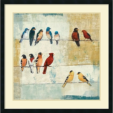 Amanti Art The Usual Suspects Framed Art by Avery Tillmon (DSW986609)
