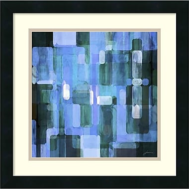 Amanti Art Modular Tiles III Framed Art by James Burghardt (DSW987481)