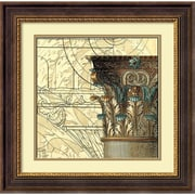 "Amanti Art ""Architectural Inspiration I"" Framed Art by Vision Studio"